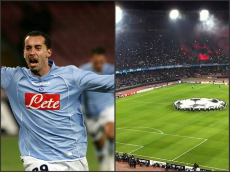 @Napoli Champions League