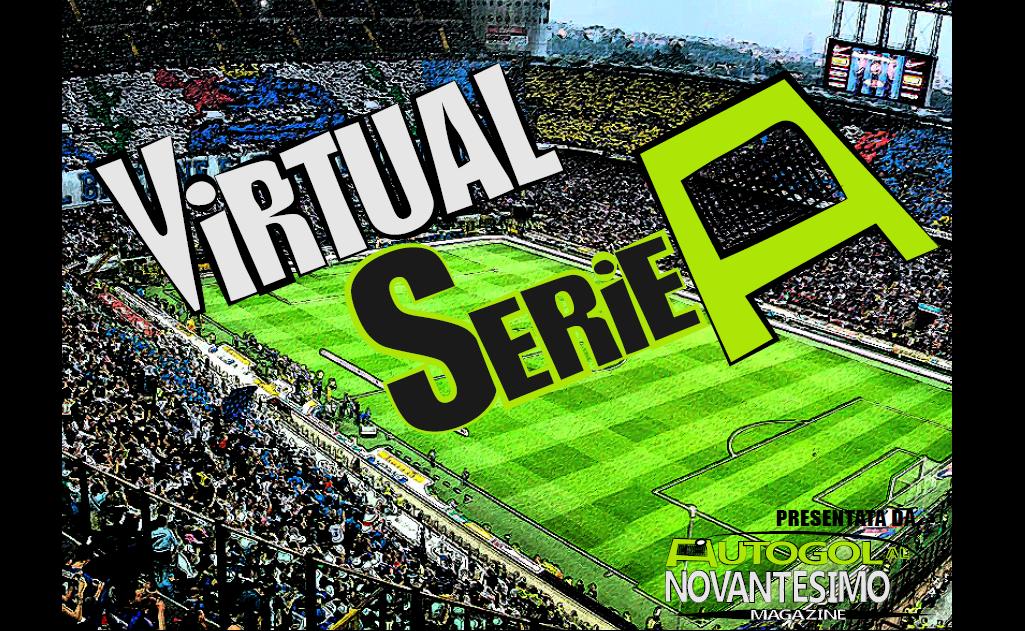 Virtual Serie A – Giornata 30