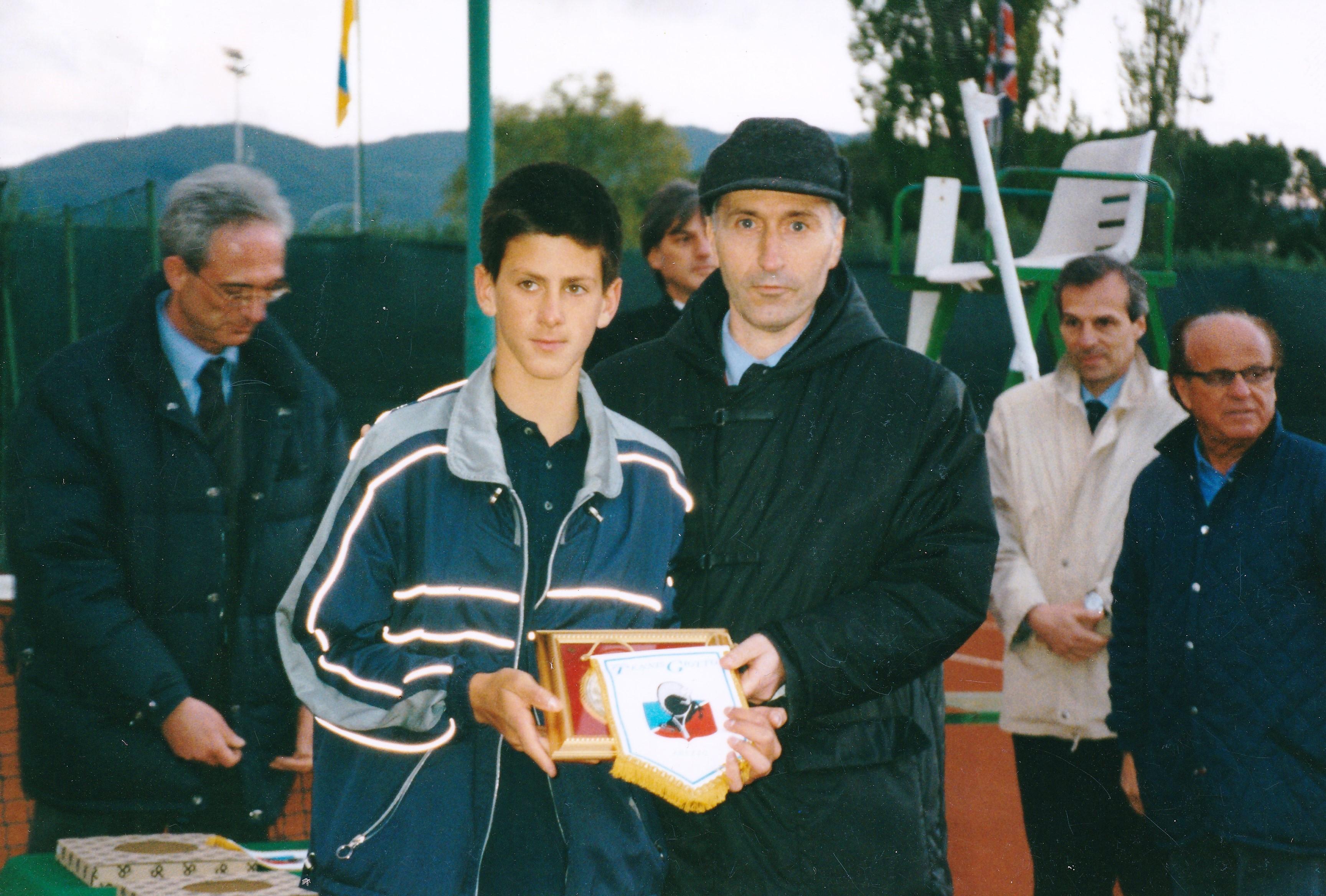 Tennis – Quei ragazzi dell'87 che 16 anni fa erano accomunati da un sogno: diventare campioni