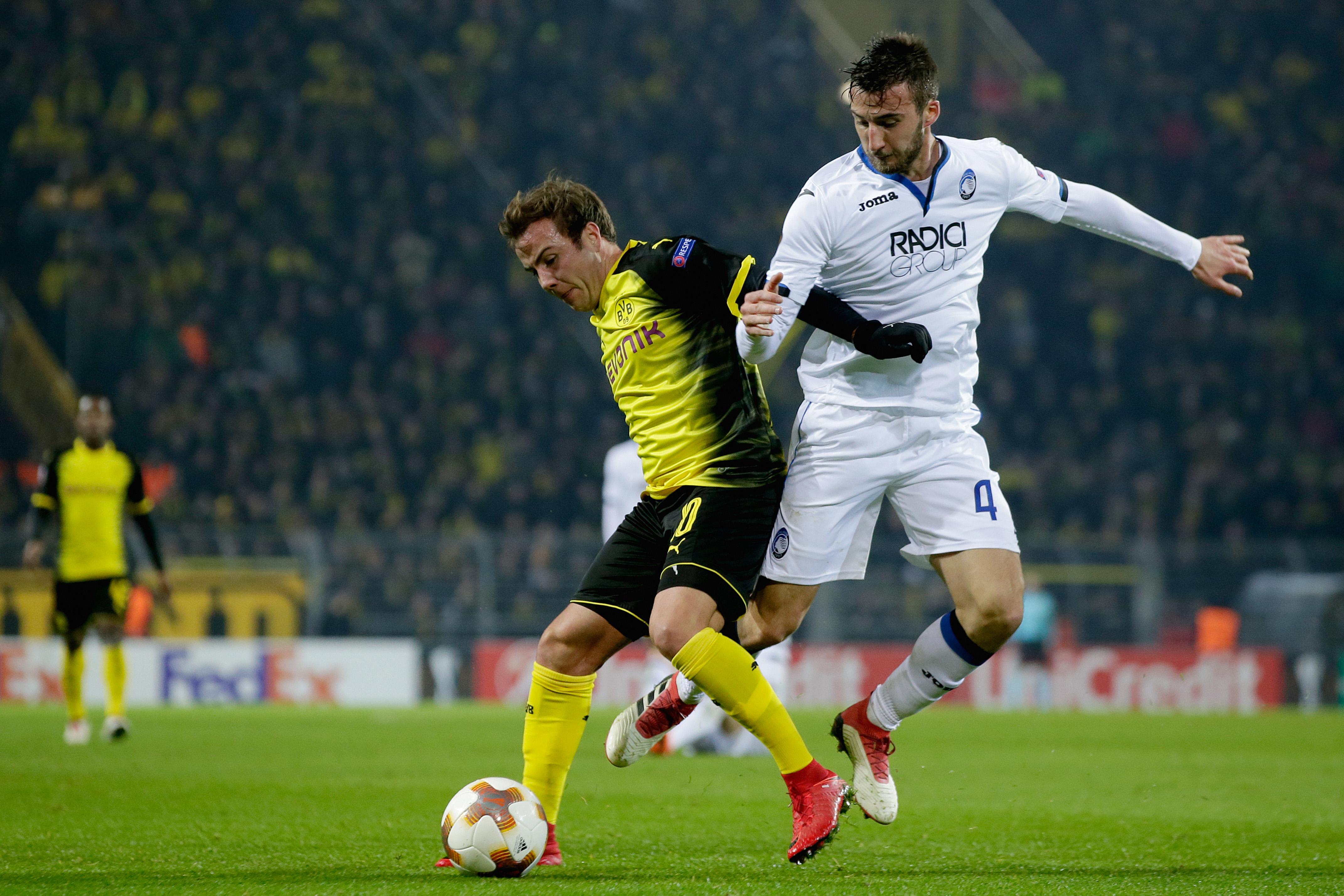 Preview: Atalanta-Borussia Dortmund