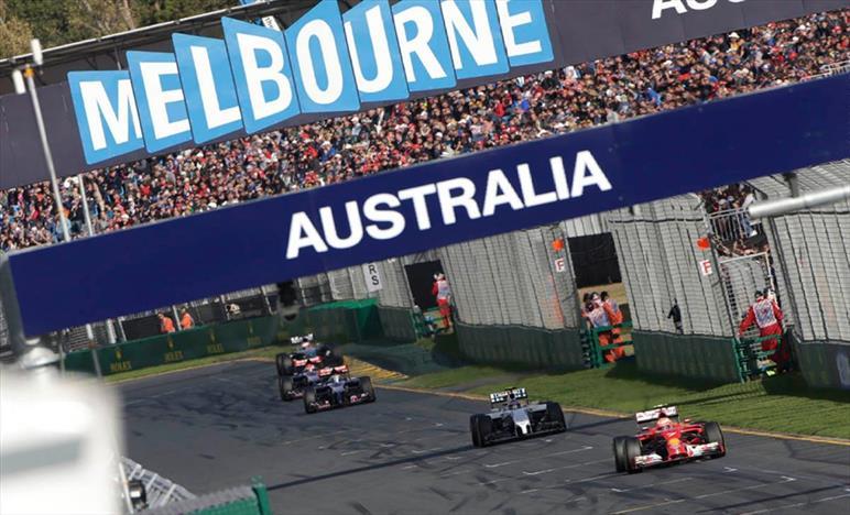 F1 – Memorie d'Australia
