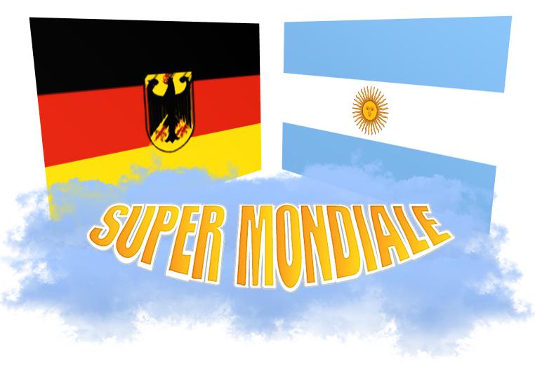 SuperMondiale – 1° turno: Germania Ovest 1974-Argentina 1986, VOTA E SCEGLI IL VINCITORE
